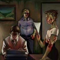 zombie_writer_by_aelur-d37y6dr